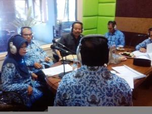 27.Siaran di Radio SWIBA