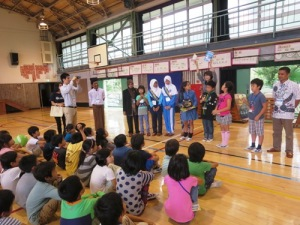 Children Forest Programme Ambassador Activity in Japan_03