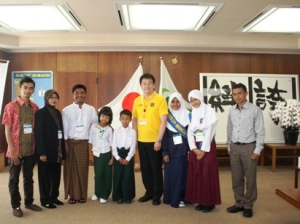 Children Forest Programme Ambassador Activity in Japan_04