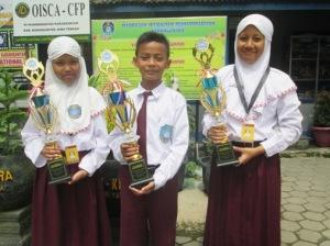 _08b MTQ Umum Karanganyar 2015_Juara 1 Khat Quran (Mushaf-Naskah) Putra+Putri