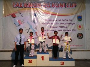 _Juara Taekwondo Jawa Tengah 2016_01